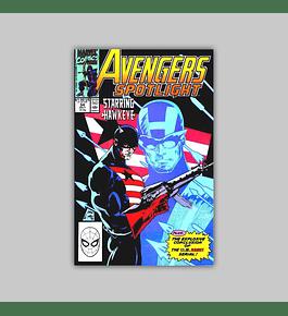 Avengers Spotlight 34 1990
