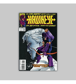 Hawkeye 1 VF/NM (9.00) 1994