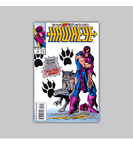 Hawkeye 2 VF/NM (9.00) 1994