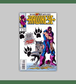 Hawkeye 2 VF/NM (9.00) 1994