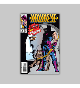 Hawkeye 3 VF/NM (9.00) 1994