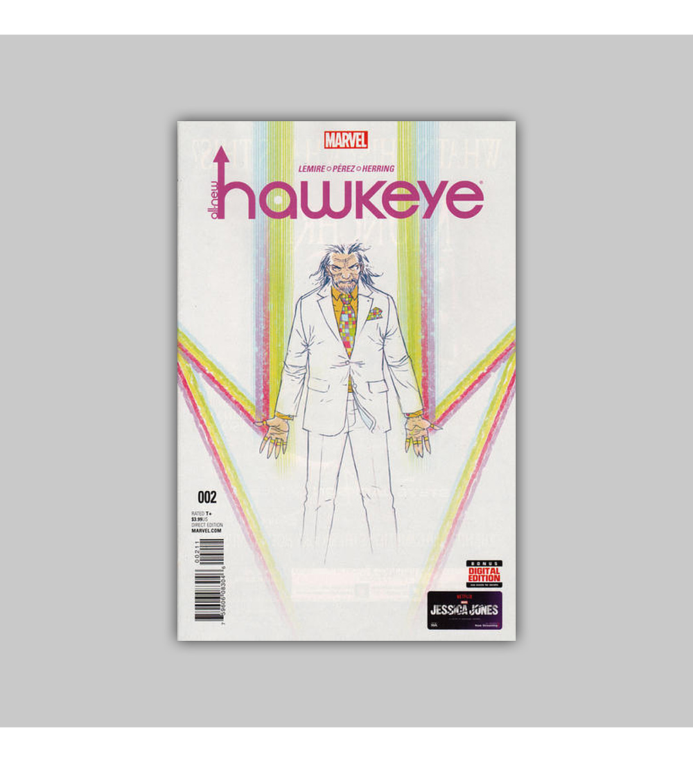 All New Hawkeye (Vol. 2) 2 2016