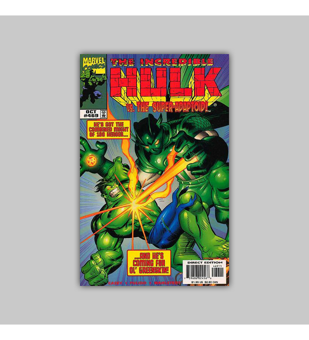 Incredible Hulk 469 1998