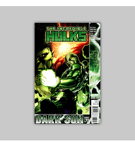 Incredible Hulk 613 2010