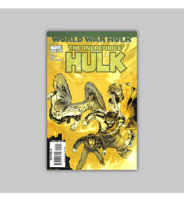 Incredible Hulk (Vol. 2) 111 2007