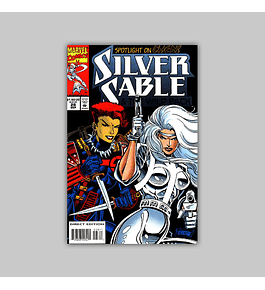 Silver Sable & the Wild Pack 28 1994