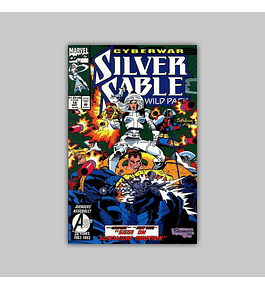 Silver Sable & the Wild Pack 12 1993