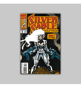 Silver Sable & the Wild Pack 20 1994