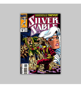 Silver Sable & the Wild Pack 26 1994