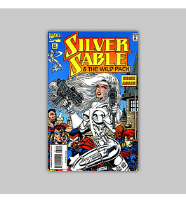 Silver Sable & the Wild Pack 31 1994