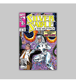 Silver Sable & the Wild Pack 2 1992
