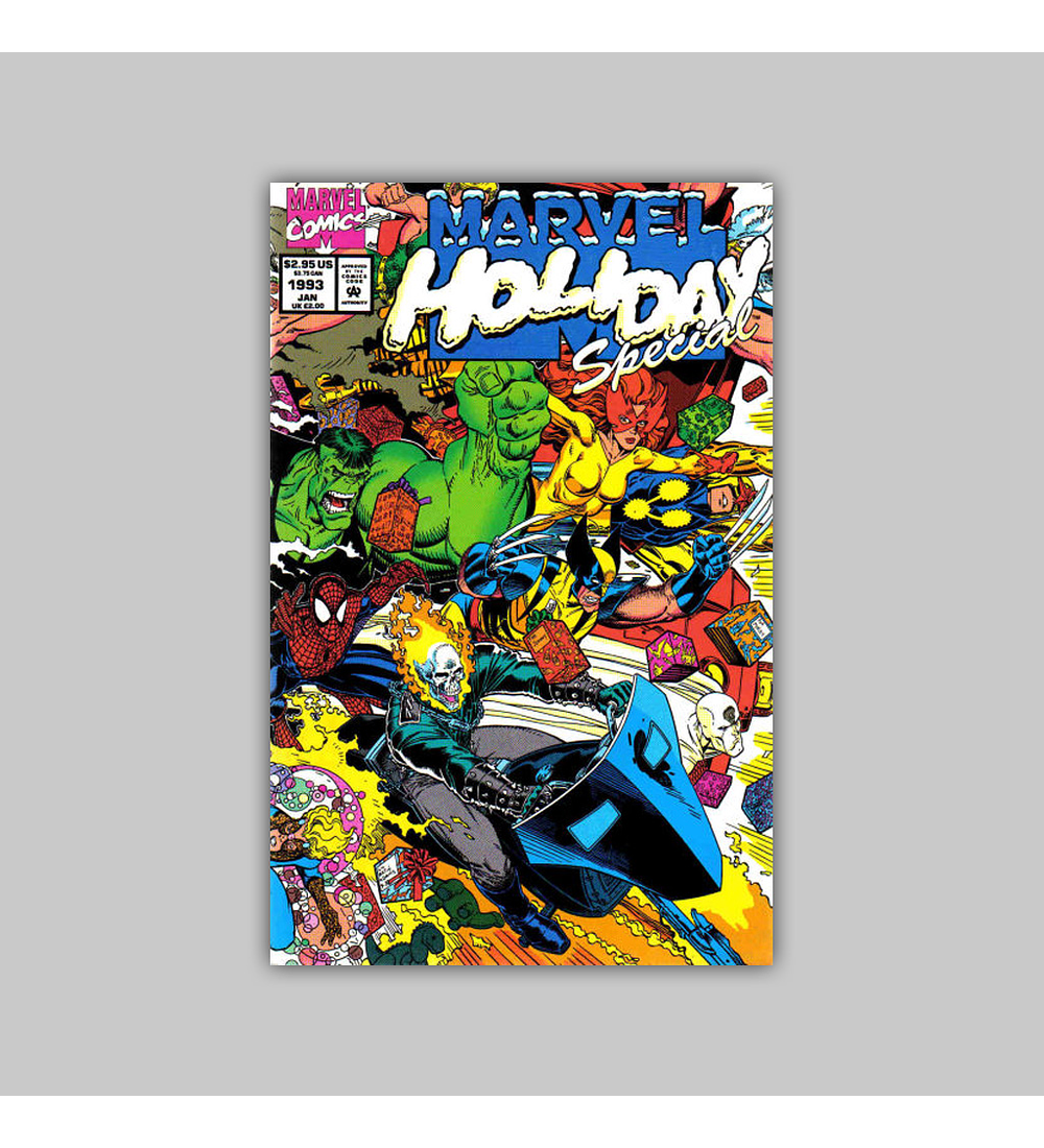 Marvel Holiday Special 1993
