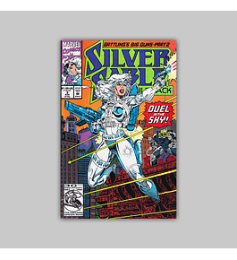 Silver Sable & the Wild Pack 3 1992