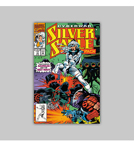 Silver Sable & the Wild Pack 11 1993