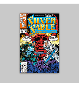 Silver Sable & the Wild Pack 10 1993