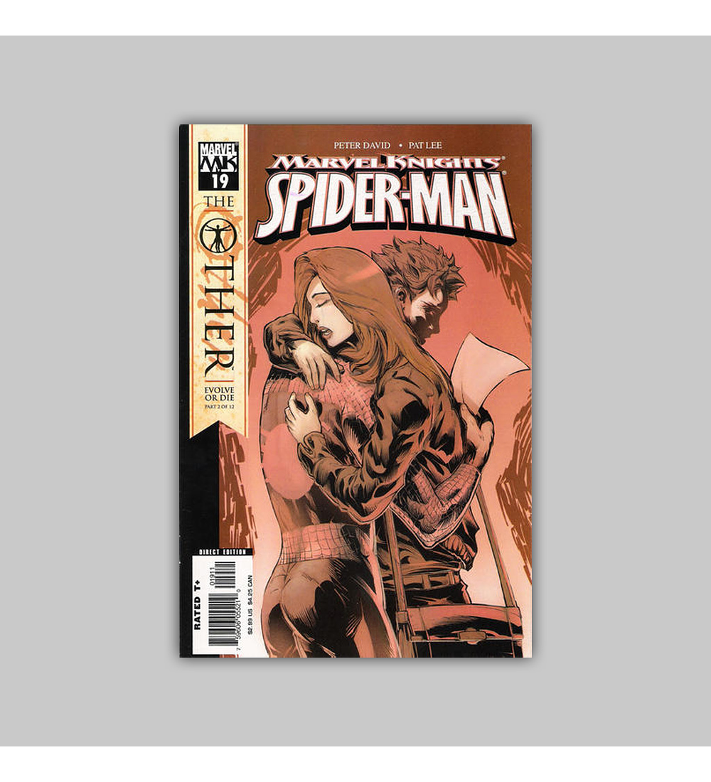 Marvel Knights: Spider-Man 19 2005
