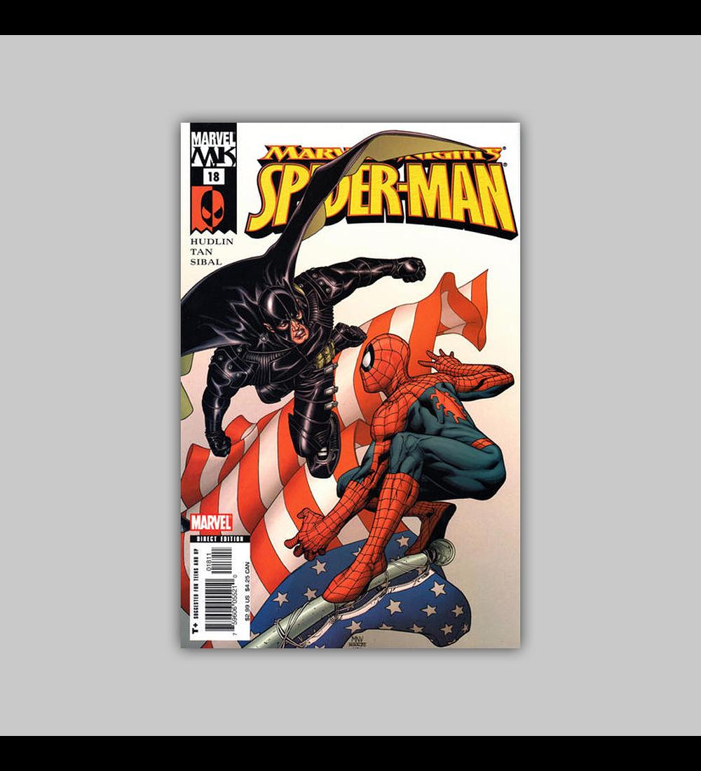 Marvel Knights: Spider-Man 18 2005