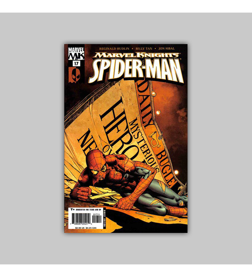 Marvel Knights: Spider-Man 17 2005
