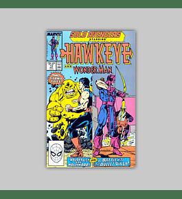 Solo Avengers 13 1988