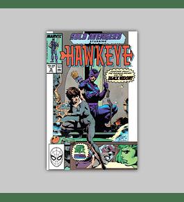Solo Avengers 14 1989