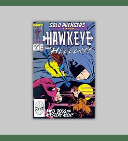 Solo Avengers 9 1988