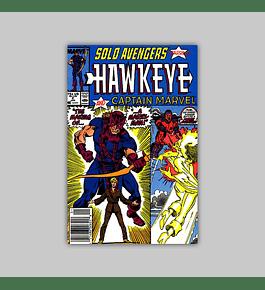 Solo Avengers 2 1988
