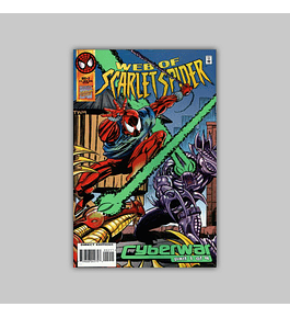 Web of Scarlet Spider 2 1995