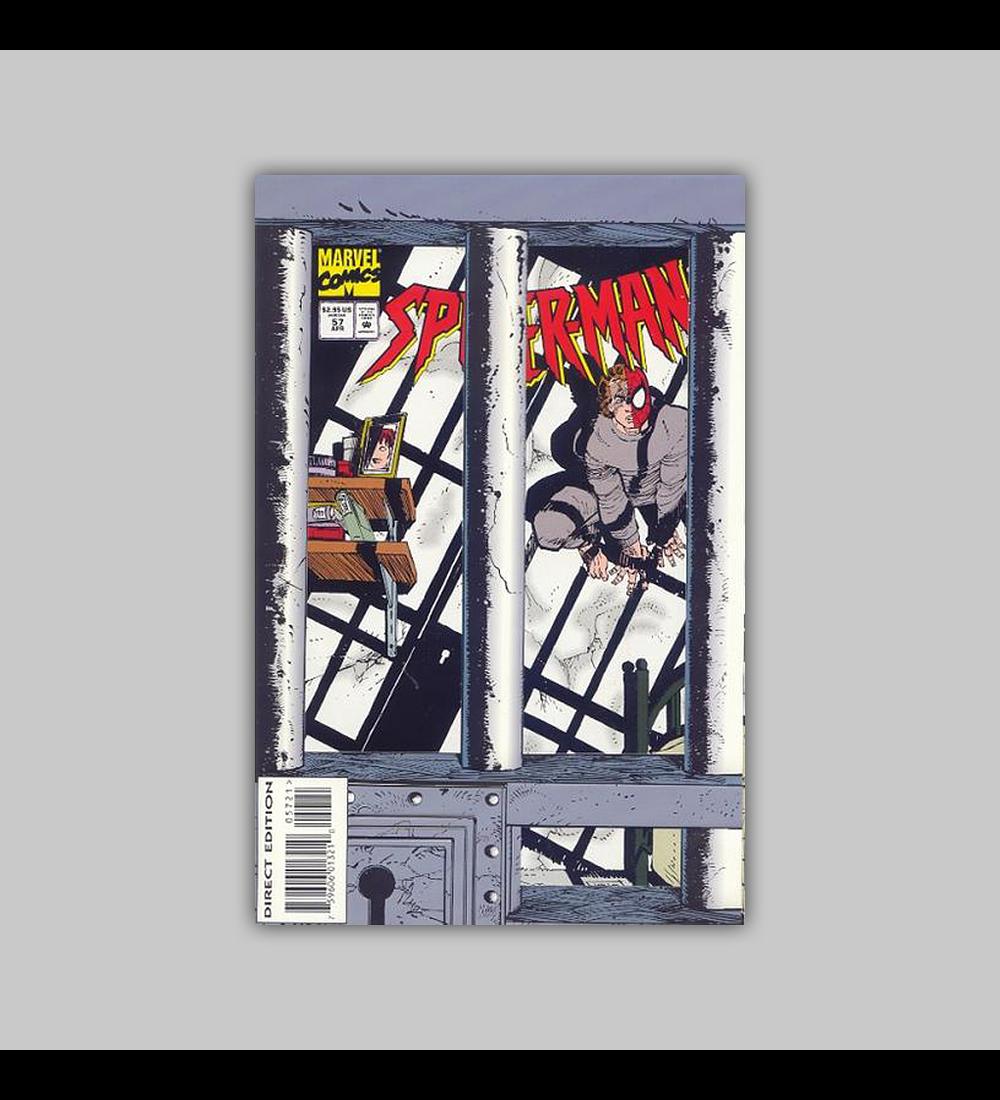 Spider-Man 57 Die-Cut 1995