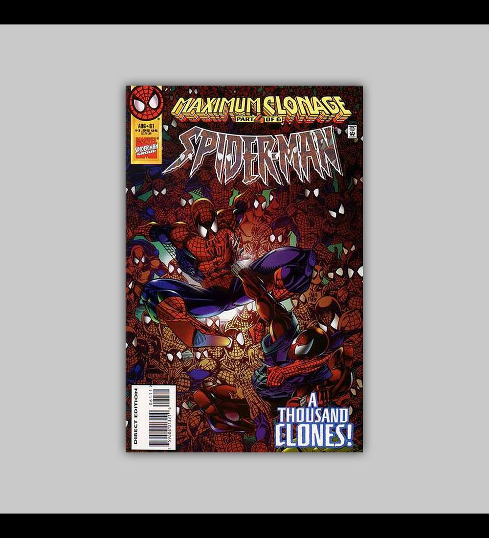 Spider-Man 61 1995