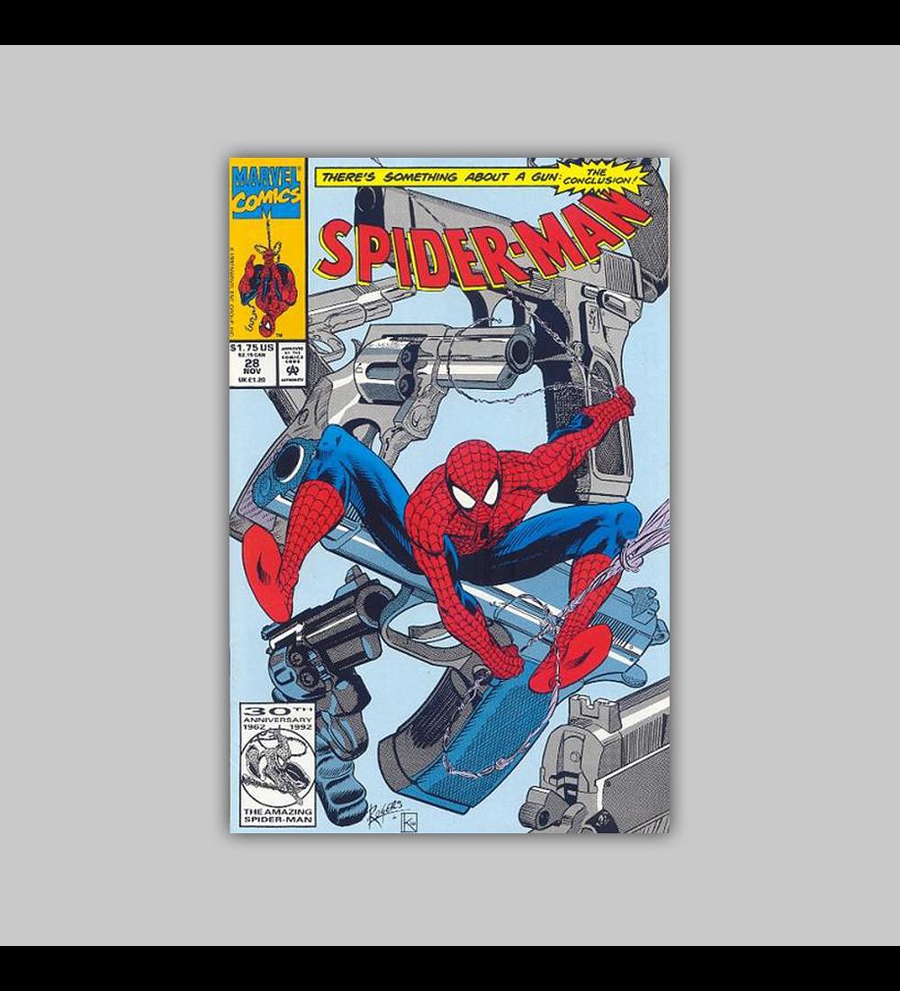 Spider-Man 28 1992