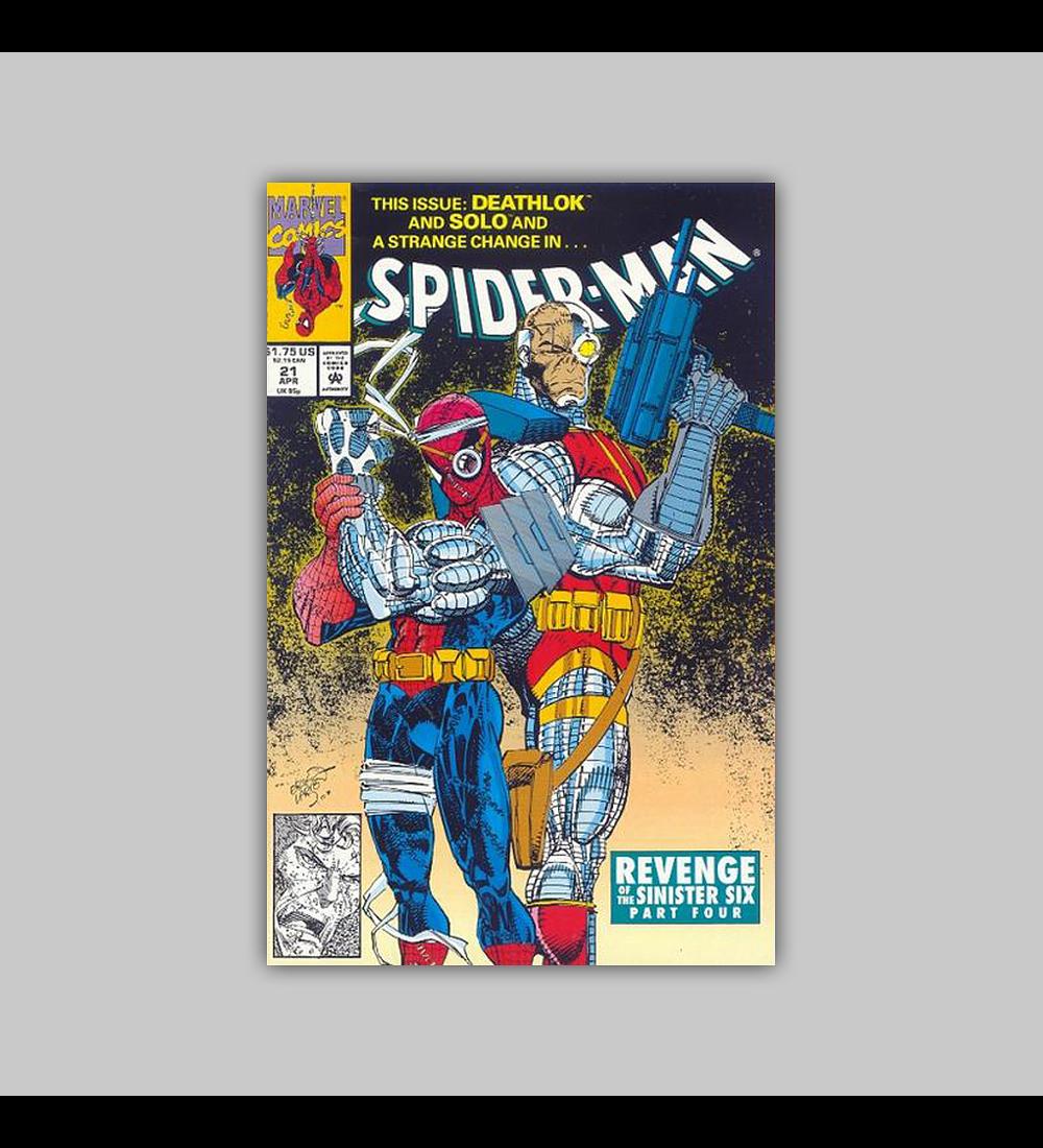 Spider-Man 21 1992