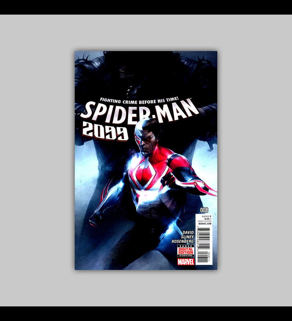 Spider-Man 2099 (Vol. 3) 8 2016