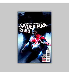 Spider-Man 2099 (Vol. 3) 8 2016