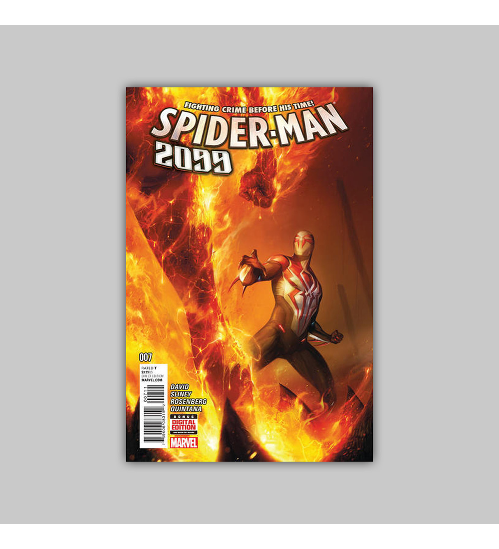 Spider-Man 2099 (Vol. 3) 7 2016