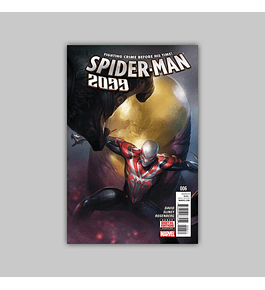 Spider-Man 2099 (Vol. 3) 6 2016