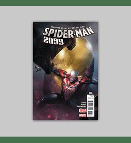 Spider-Man 2099 (Vol. 3) 6 2016
