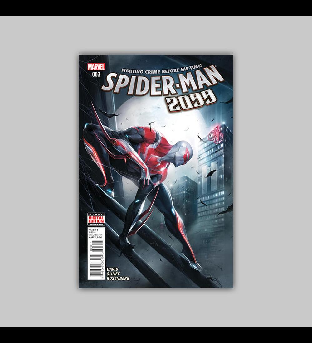 Spider-Man 2099 (Vol. 3) 3 2016