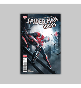 Spider-Man 2099 (Vol. 3) 3 2016