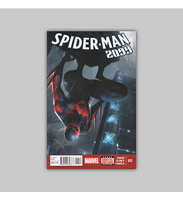 Spider-Man 2099 (Vol. 2) 11 2015
