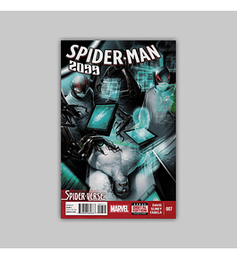 Spider-Man 2099 (Vol. 2) 7 2015