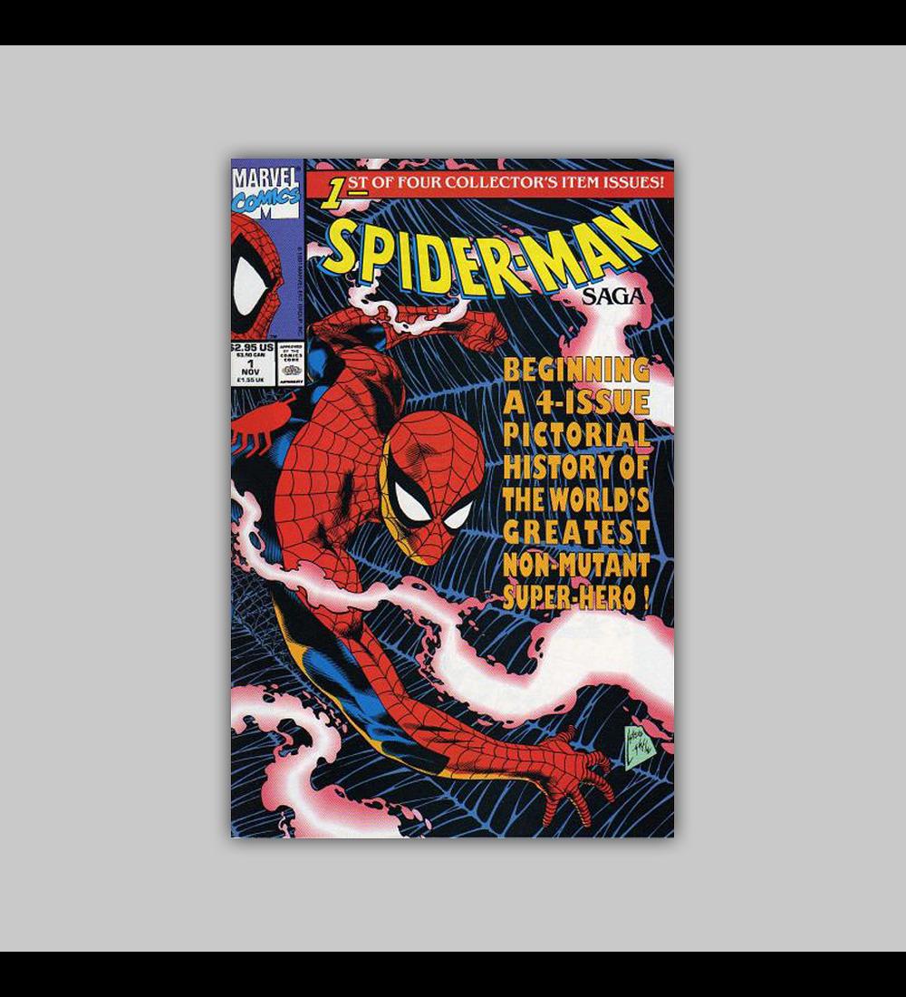 Spider-Man Saga 1 1991
