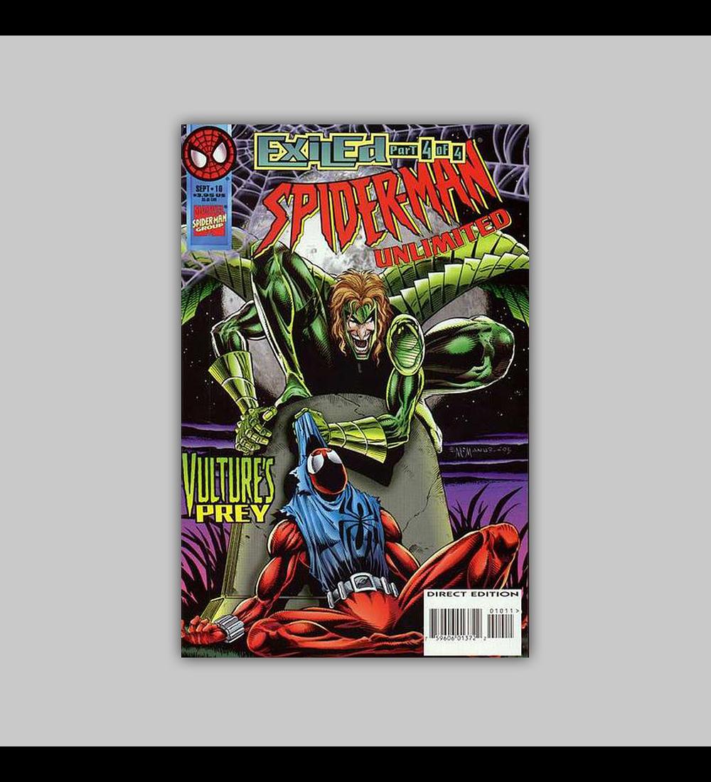 Spider-Man Unlimited 10 1995