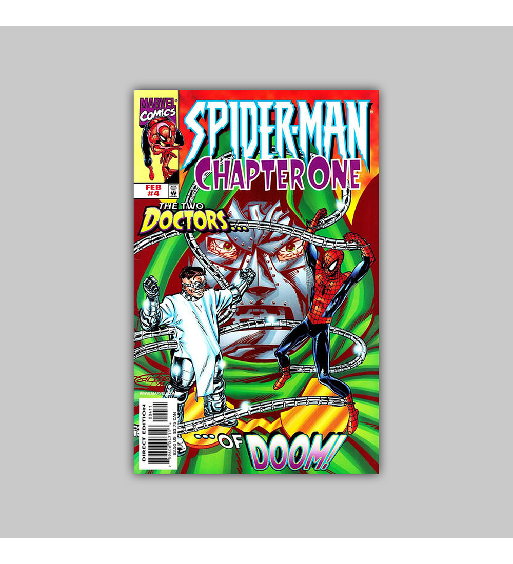 Spider-Man: Chapter One 4 1999
