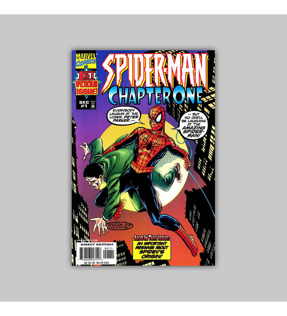 Spider-Man: Chapter One 1 1998