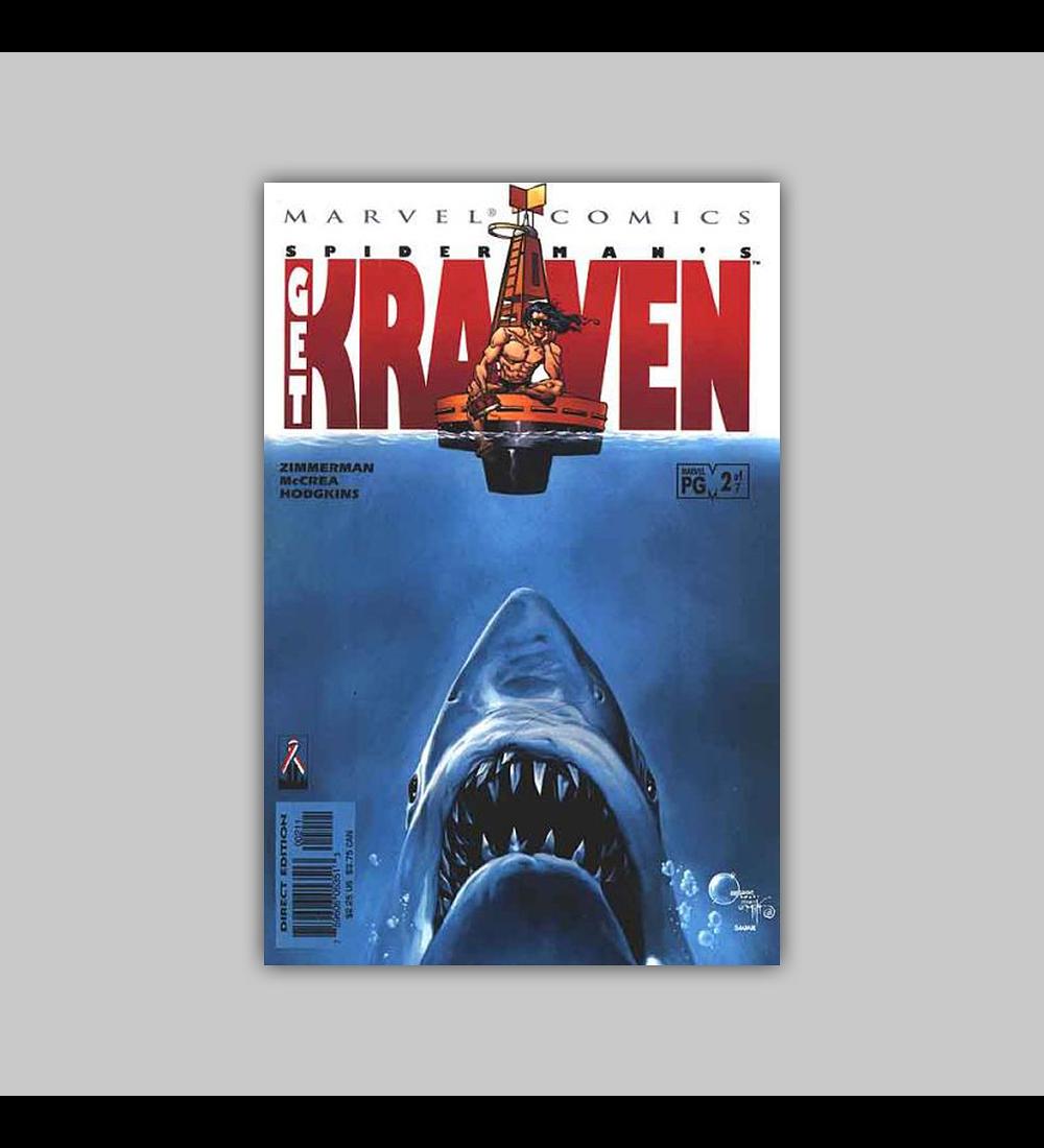 Spider-Man: Get Kraven 2 2002