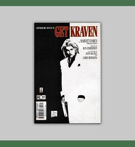 Spider-Man: Get Kraven 3 2002