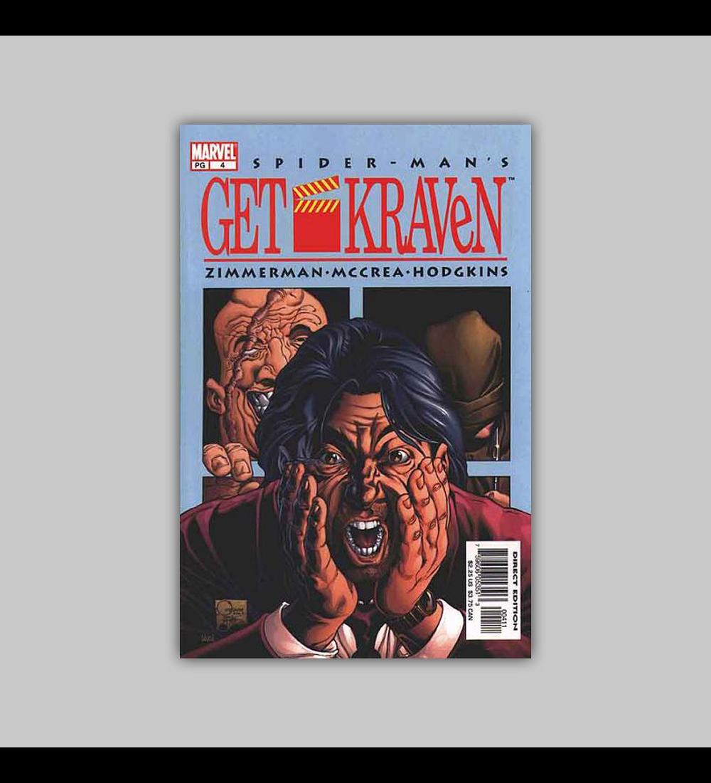 Spider-Man: Get Kraven 4 2002
