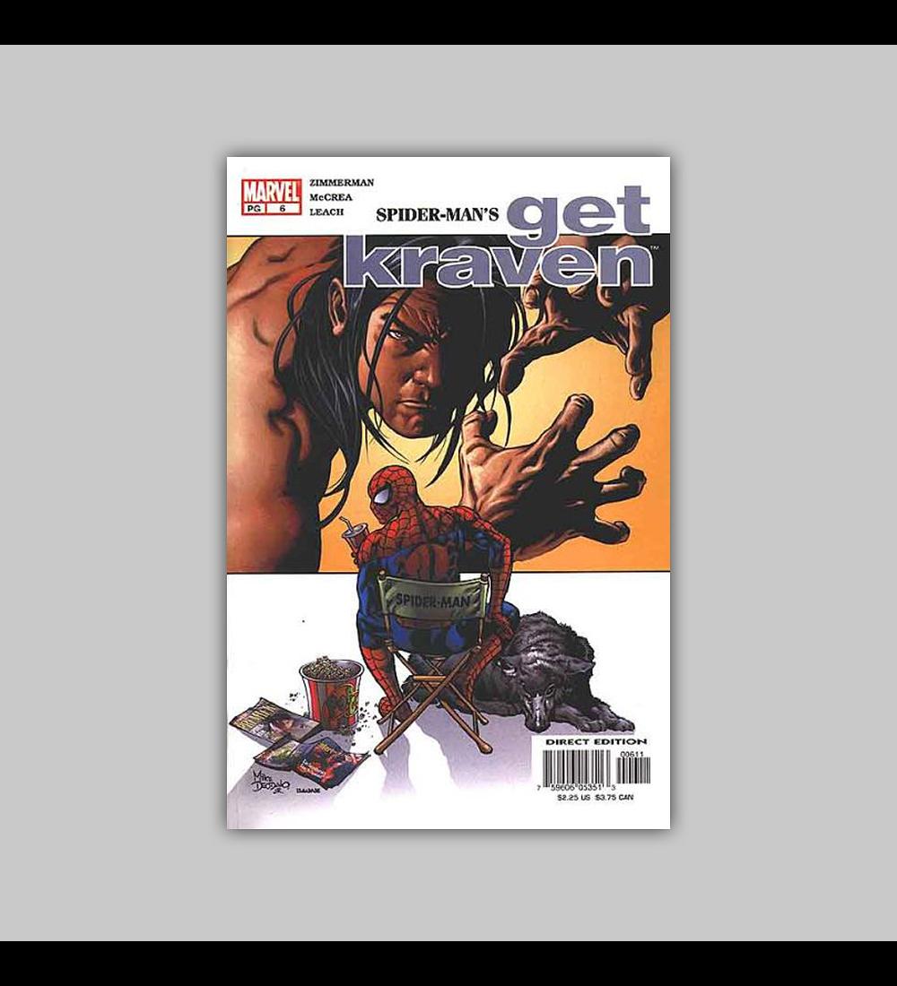 Spider-Man: Get Kraven 6 2003