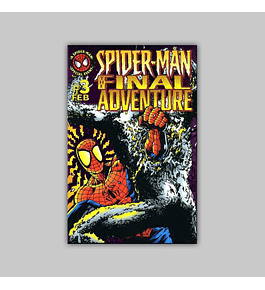 Spider-Man: The Final Adventure 3 Foil 1996