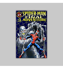 Spider-Man: The Final Adventure 2 Foil 1995